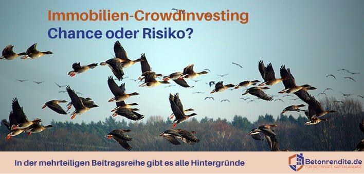 Immobilien-Crowdinvesting Teil 1: Crowdinvesting in Deutschland