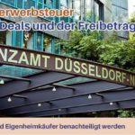 Grunderwerbsteuer Share-Deal Freibetrag