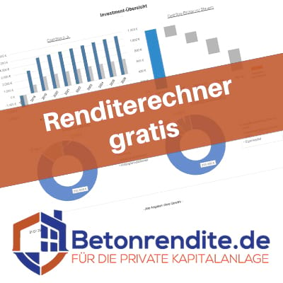 Newsletter Renditerechner gratis