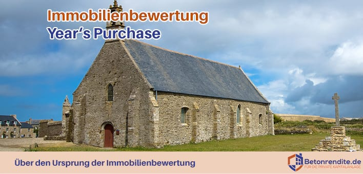 Immobilienbewertung: Year's Purchase